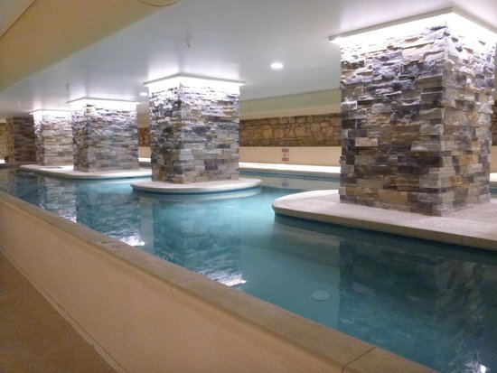 The Elms Hotel and Spa: lap pools