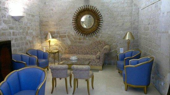 Des Ducs d'Anjou: Sala de estar (comedor)