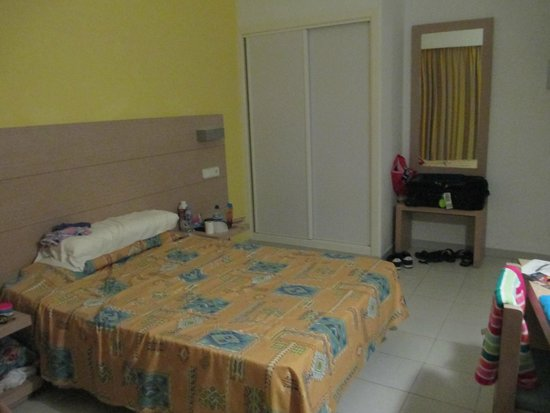 Gavimar Ariel Chico Club Resort : Our room, number 103