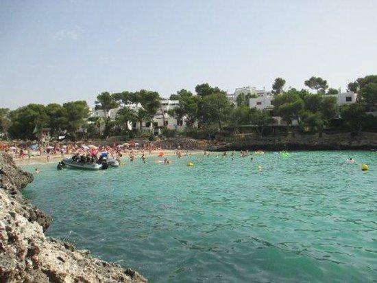 Gavimar Ariel Chico Club Resort : Cala Gran beach