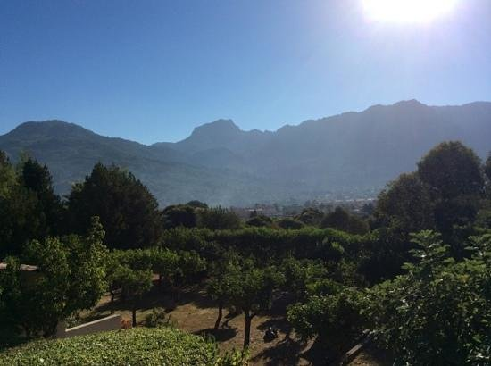FincaHotel Can Coll: view to Soller valley