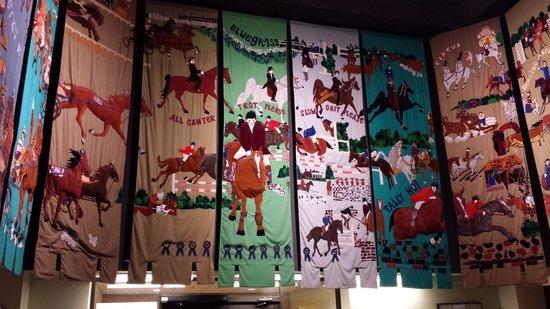 Kentucky Horse Park : Inside the museum