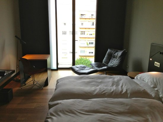 Alma Barcelona: Our room