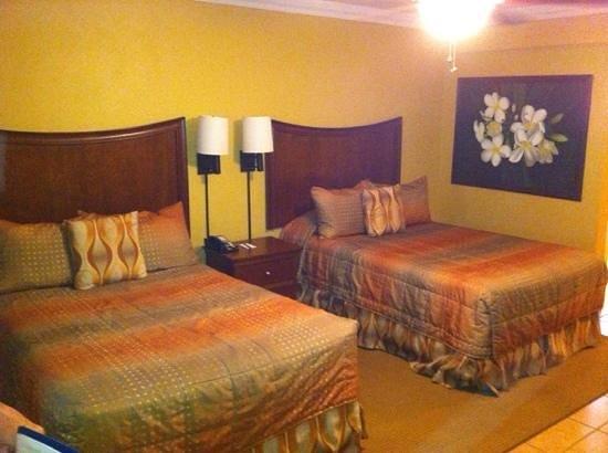 Away Inn: Zimmer