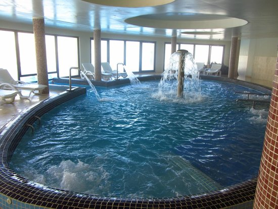 Steigenberger Al Dau Beach Hotel: SPA center - it's a paradise!