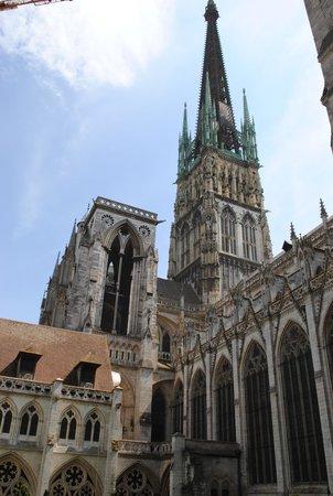 Cathédrale Notre-Dame de Rouen : Cathedrale Notre-Dame de Rouen
