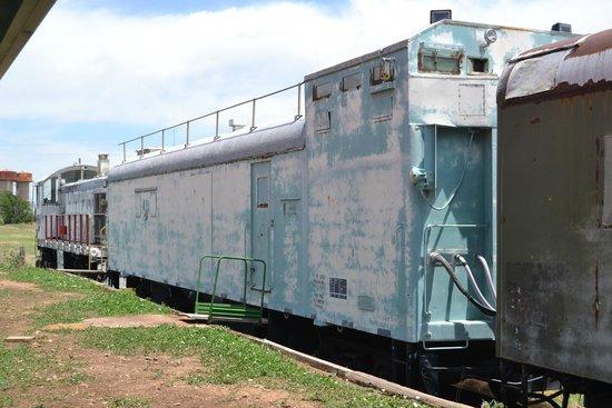 Amarillo Railroad Museum
