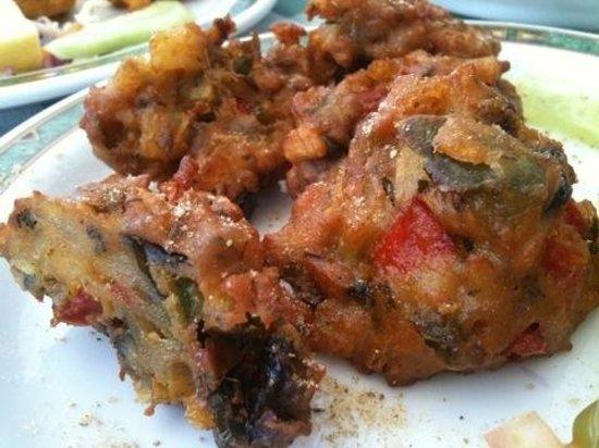Shivam Indian Restaurant: Pakhora de verduras