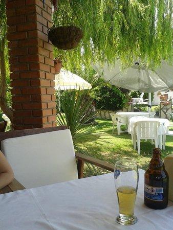 Crescent Hasirci Hotel: Peace....