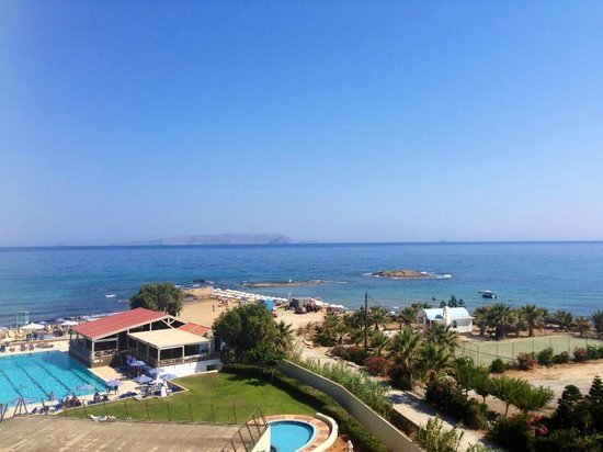 Arina Sand Resort: View from our balcony (Room 1306)