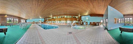 Econo Lodge Inn & Suites: Poolview 360*