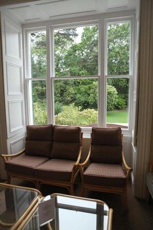 The Grove Hotel: Bedroom garden view
