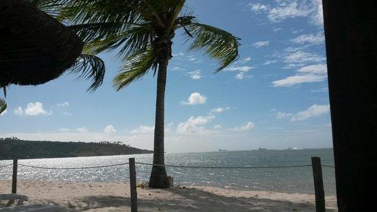 Vila Gale Eco Resort do Cabo: Vista dos quiosques