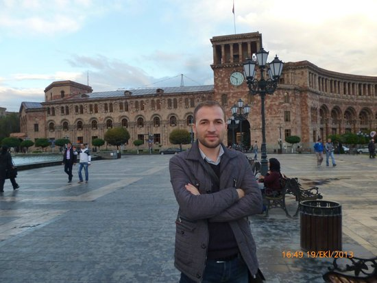 Republic Square: yerevan(capital of civilition)