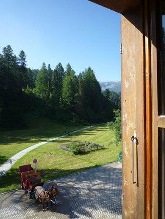 Hotel Privata: Vue depuis la chambre