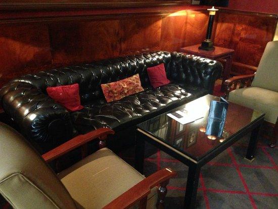 Grande Hotel Do Porto: Lounge
