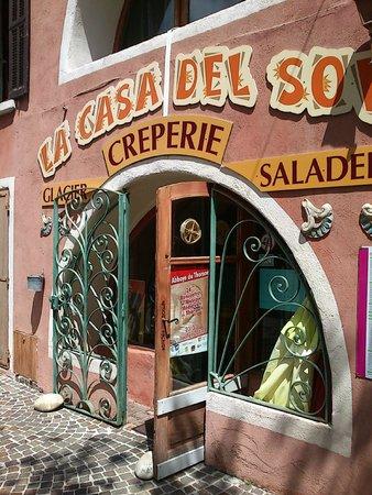 Le Casa Del Sol фасад