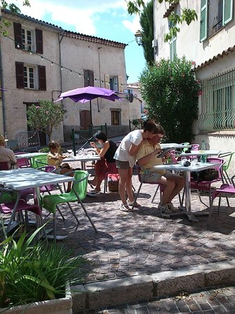 Le Casa Del Sol столики на улице
