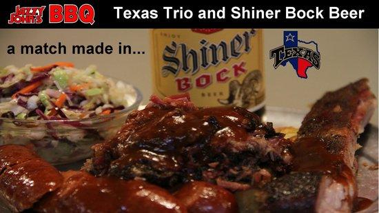 Jazzy John's : Texas Trio