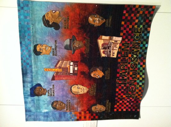National Underground Railroad Freedom Center: Quilt of Harlem Renaissance
