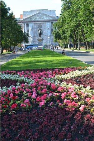 Nevsky Prospekt: Gardens of Petra Velikogo