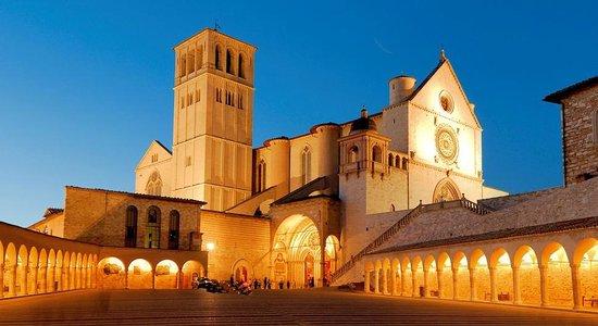 Barbara B&B : Basilica di San Francesco, Assisi
