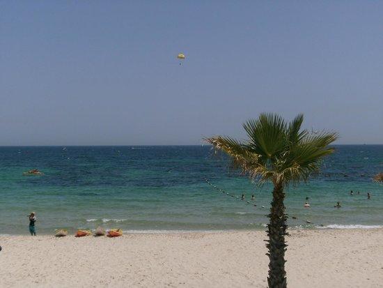 El Mouradi Club Selima: Sea view