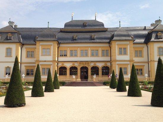 Veitshöchheim Schloss: Palacio de Veitshóchheim