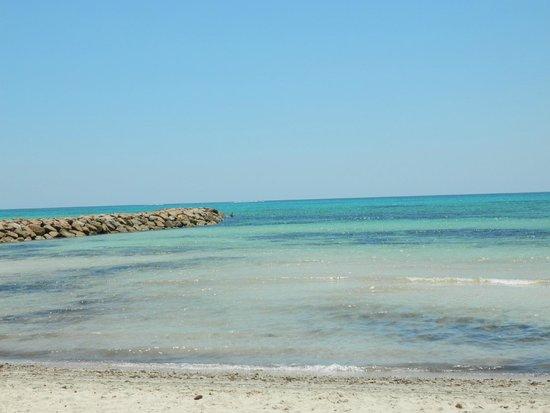 Hotel Djerba Castille : beach