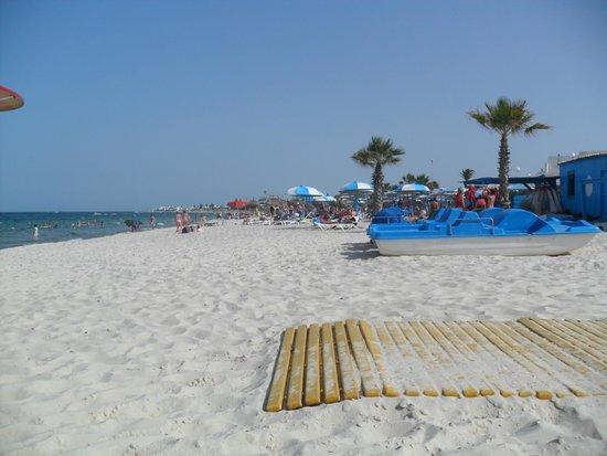 El Mouradi Club Selima: Beachfront