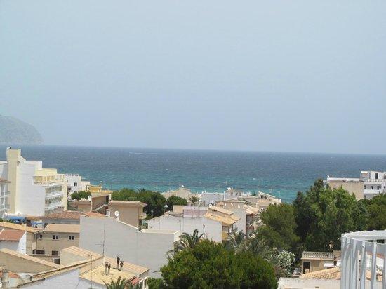 SuneoClub Haiti: Sea view from 5th floor balcony