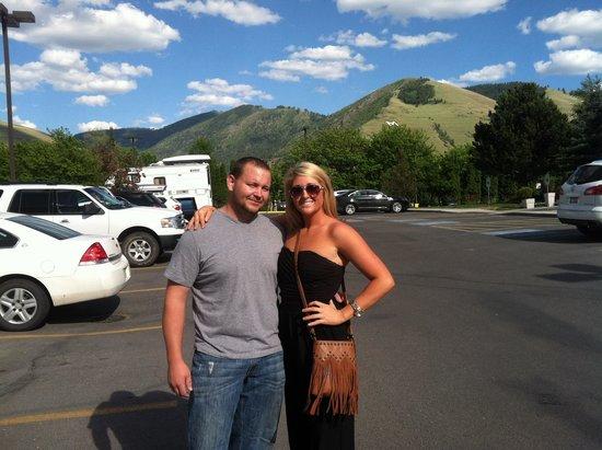 Holiday Inn Missoula Downtown : Holiday inn Missoula, Montana