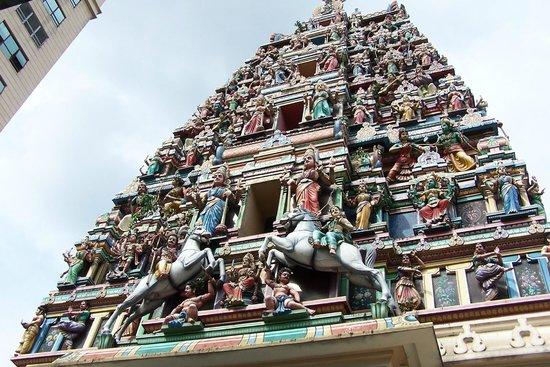 Sri Maha Mariamman Temple : Sri Mahamariamman