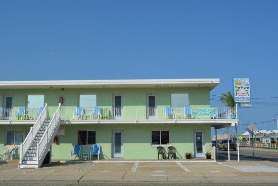 Rus Mar Motel: Great views from our veranda