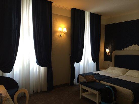 Hotel dei Borgia: Standard twin room