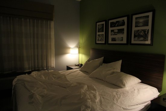 Sleep Inn JFK Airport Rockaway Blvd: Room