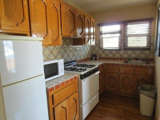 El Cordova Hotel: Kitchen