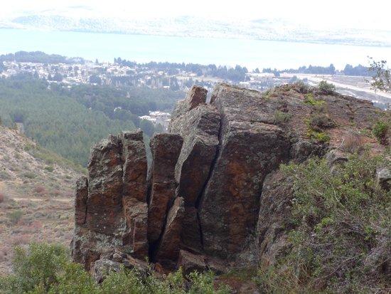Cavernas del Viejo Volcan Parque Cerro Leones: Vistas