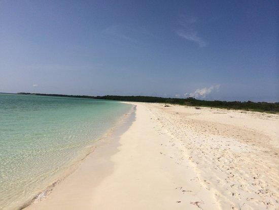 Iberostar Ensenachos: La spiaggia