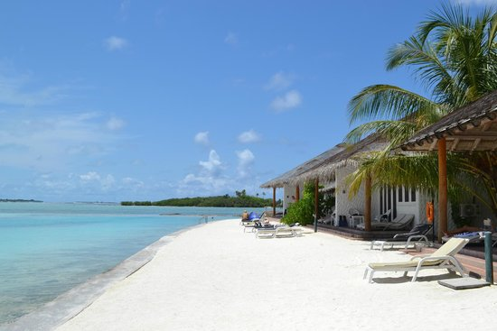 Beach Villa Picture Of Cinnamon Dhonveli Maldives