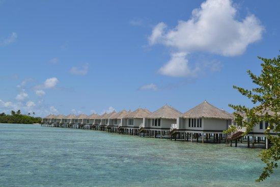 Cinnamon Dhonveli Maldives : Water Villas
