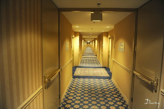 Golden Nugget Laughlin : les couloirs