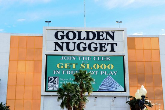 Golden Nugget Laughlin: la facade