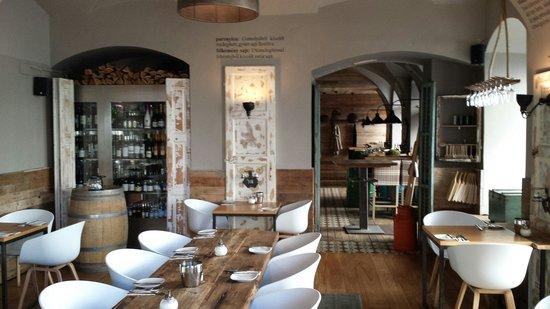 Hotel Zenit Budapest Palace: Breakfast time