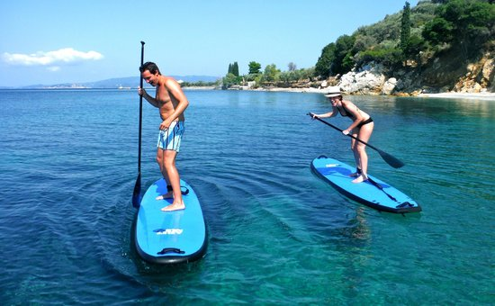 Sporades Stand Up Paddleboarding - Day Tours