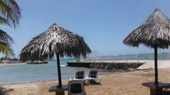 Royal Decameron Club Caribbean: Lots of shade available