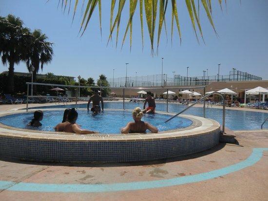 Gran Hotel La Hacienda: Buenas instalaciones