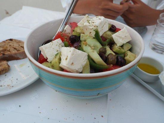 Yemeni Taverna: Greek Salad