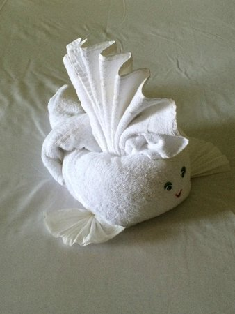 Luxury Bahia Principe Akumal Don Pablo Collection: Daily towel creations