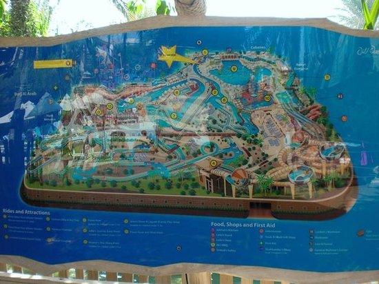 Wild Wadi Water Park: パーク全体
